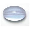Glass Bead Oval 14x7mm Alexandrite - Strung